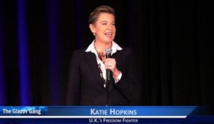 Katie Hopkins Video: They Plotted to Behead Me