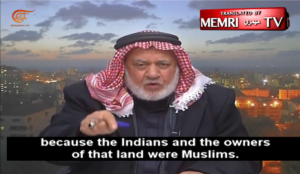 "Muslim cleric: Recognizing Israel is ""betrayal of Allah,"" George Washington killed Indians because they were Muslims"