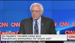 Bernie Sanders: Killing a Terrorist Is Like Putting Muslims in Concentration Camps