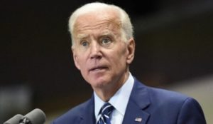 Joe Biden Tells Jews He Wants to Stamp Out Bigotry and Antisemitism