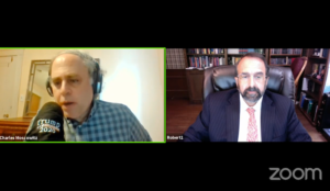 Video: Robert Spencer and Charles Moscowitz discuss 'Rating America's Presidents'