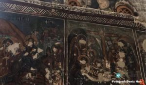 Turkey: Muslims deface and destroy priceless Byzantine frescoes in Panagia Sumela monastery