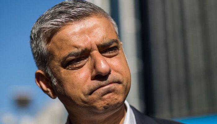 UK: London's Muslim mayor says he needs 24/7 protection because of 'racists and Islamophobes'