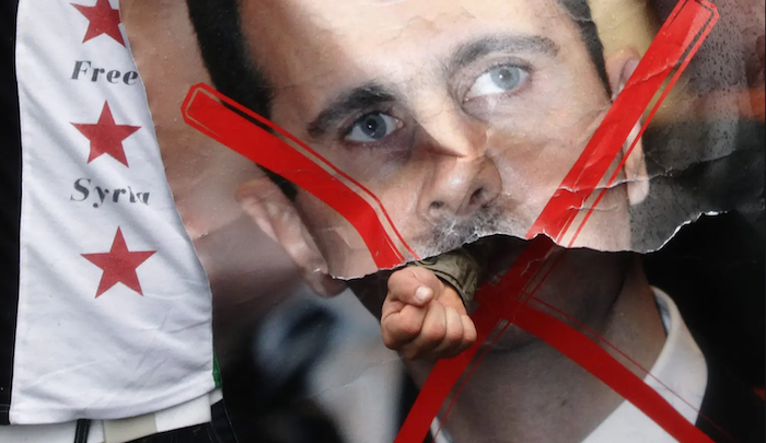 https://www.jihadwatch.org/wp-content/uploads/2020/11/Torn-Assad-poster.png