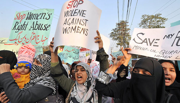 News alert for feminists: Muslim murders his sister in honor killing after she has quarrel with her husband
