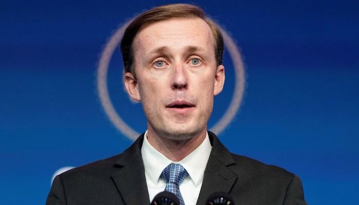 Biden's National Security Advisor Refuses to Call the Taliban an Enemy of the U.S.