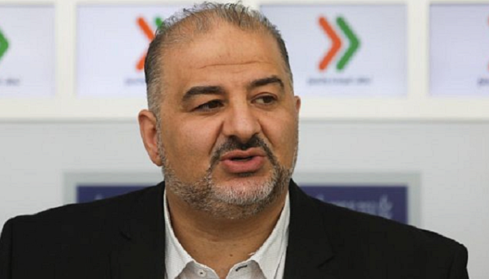 Palestinian Authority condemns Arab member of Israeli Parliament for calling Palestinian prisoners 'terrorists'