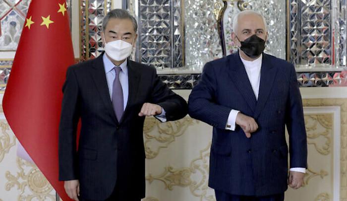 https://www.jihadwatch.org/wp-content/uploads/2021/03/Wang-Yi-and-Zarif.jpg