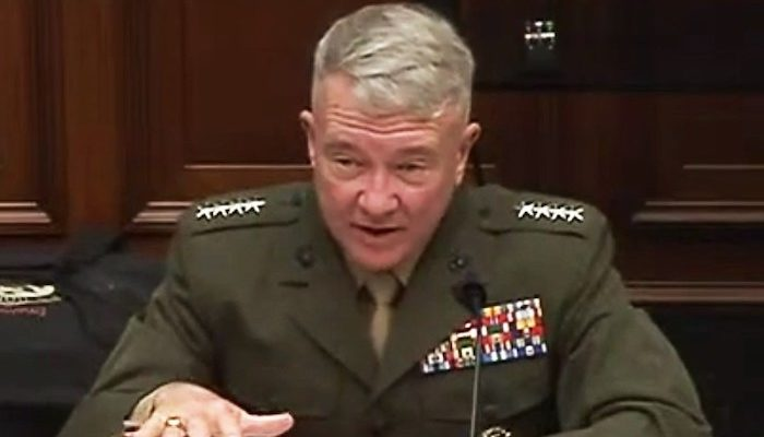 CENTCOM top dog: it will be difficult to battle terrorism in Afghanistan without U.S. troops in the country