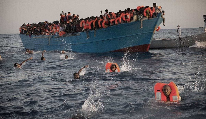 https://www.jihadwatch.org/wp-content/uploads/2021/04/Migrants-swimming-from-Africa.jpg