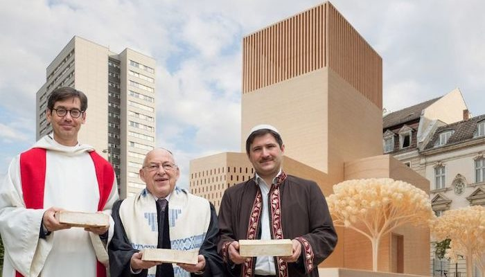 A Priest, A Rabbi and an Imam Decided to Share A Building