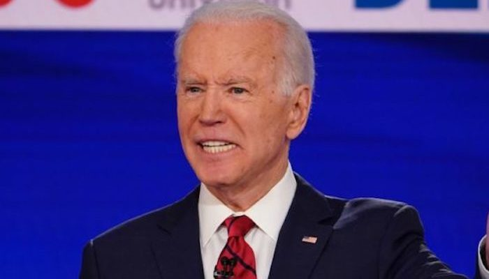 Biden Wants Us to Watch Out for White Guys – No, Not Antifa