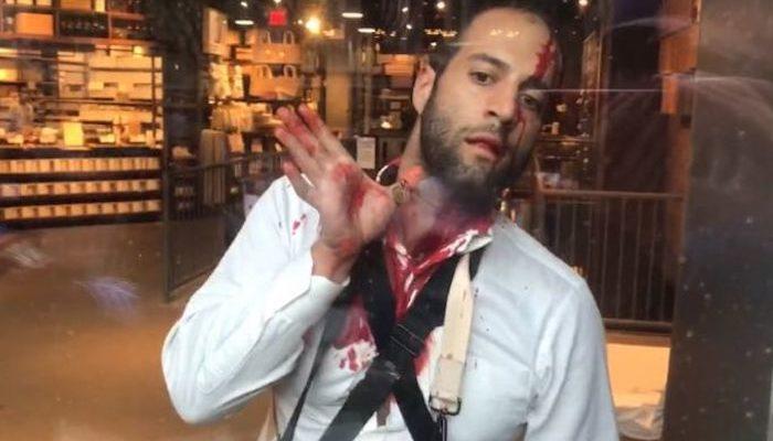 Muslim Mob Screaming 'Allahu Akbar' Attacks Jewish Man in Midtown Manhattan