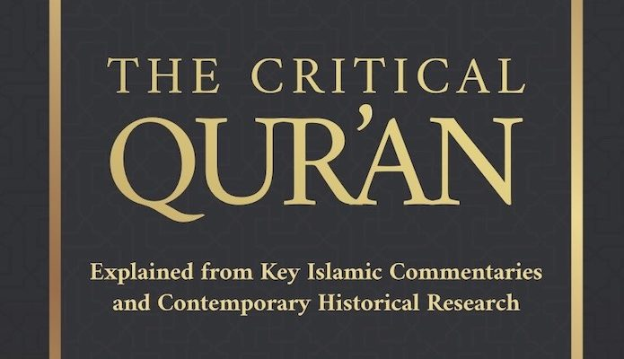 'The Critical Qur'an': #1 Bestseller in 'History of Islam' Five Months Before Release