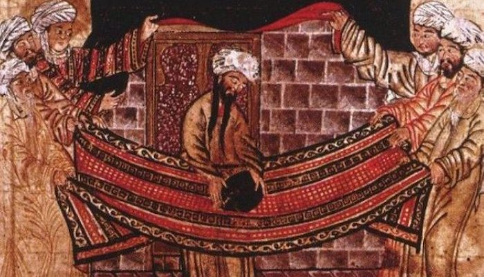 Does the Qur'an establish that Muhammad existed?