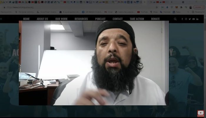 US Islamic scholar: Elites 'have to bring down this country, to get all the Jews to go to Israel'