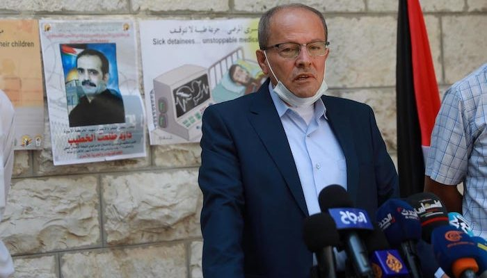 Palestinian Authority top dog says Israel freezing funds PA gives to jihad terrorists is 'racism'
