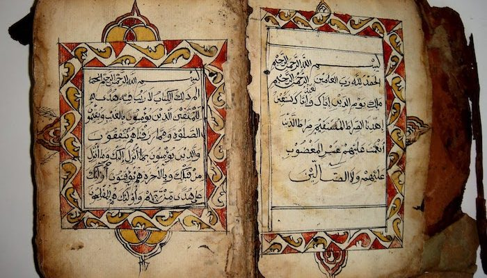 Could the Qur'an have been adapted from a Christian text?