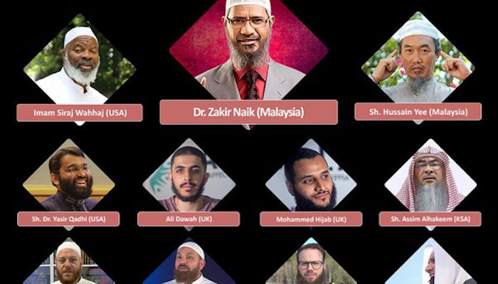 Global Islamic leaders join wanted preacher Zakir Naik to build center to spread Islam in Norway