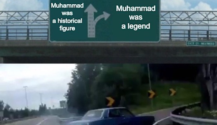 The new revised and expanded edition of 'Did Muhammad Exist?'  By Robert Spencer