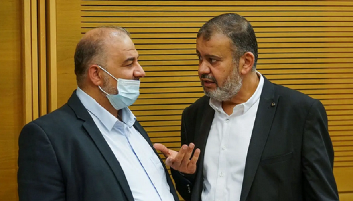 Arab Member of Knesset: 'If Israel fires on Gaza, I'll topple the government'