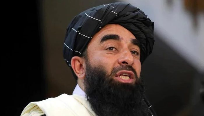 India Today claims Taliban spokesman said there's no excuse to kill in the name of Islam; he didn't say that