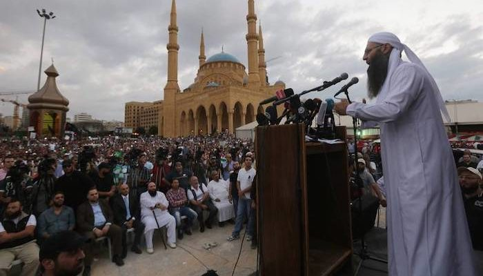 Muslim cleric convicted of inciting murders and arming a hit squad