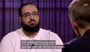 Sweden: Muslim cleric says there are Salafists in every mosque, spreading hatred of Christians and Jews