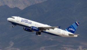 Boston: Muslim passenger screaming 'Allah' tries to storm cockpit of JetBlue flight