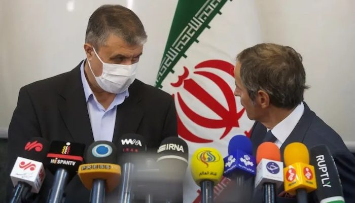 Iran denies IAEA access to site where cameras were damaged, after previously agreeing