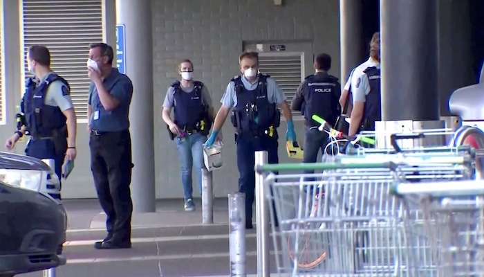 New Zealand: Muslim migrant stabs at least six people in a supermarket
