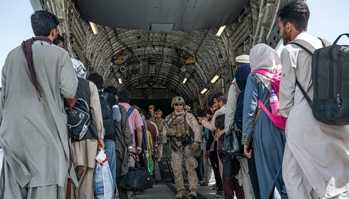 British Border Force admits some Afghan evacuees have forged papers