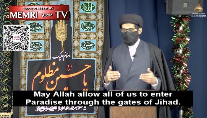 Washington, DC imam: 'May Allah allow all of us to enter Paradise through the gates of Jihad'