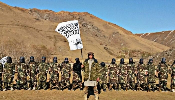 Afghanistan: Taliban arms jihadis in Tajikistan with US equipment
