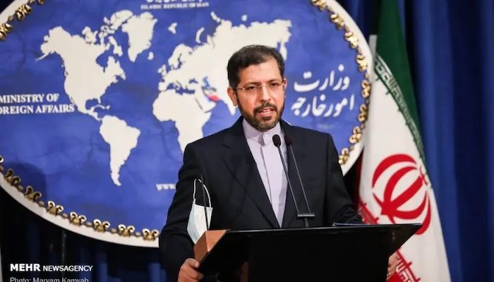 Iran: Foreign Ministry top dog says 'the war with Israel has already started'