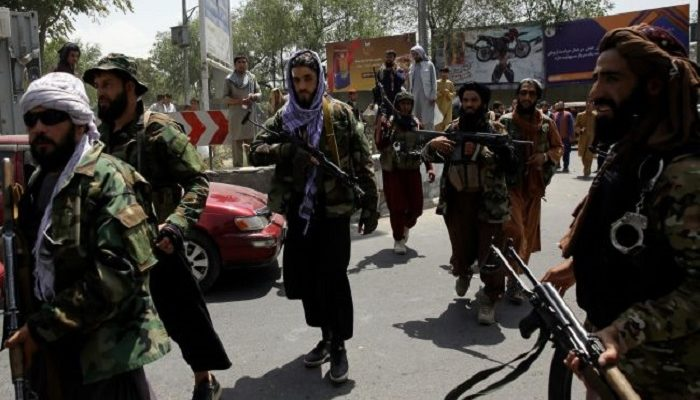 Taliban uses gunfire to break up demonstration calling for girls to attend school